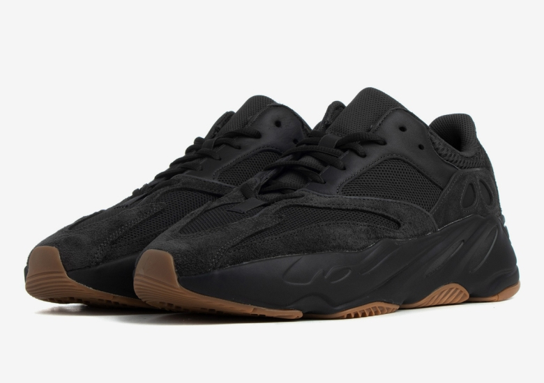 best loved f33a7 ba77a Yeezy 700 Utility Black Release Info | SneakerNews.com