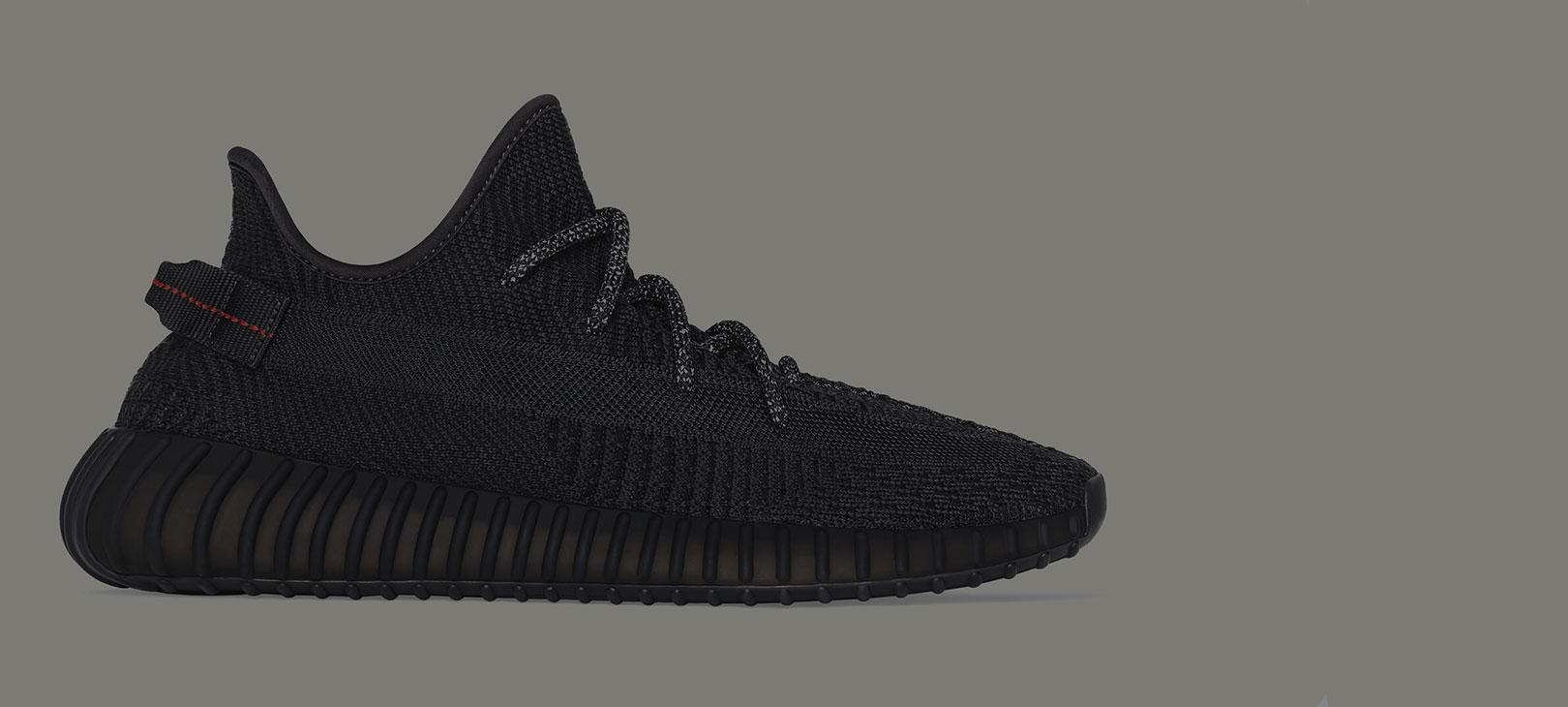 94306ebb adidas Yeezy 350 Black FU9006 - Release Date   SneakerNews.com