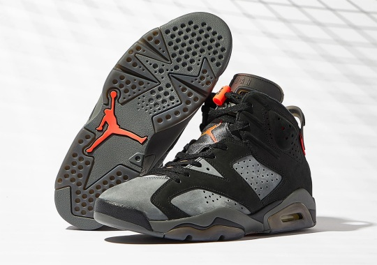 Where To Buy The Air Jordan 6 PSG