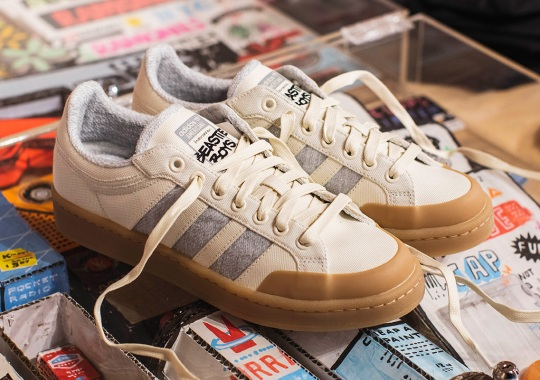 The Beastie Boys x adidas Americana Is Inspired By Sweatsuits