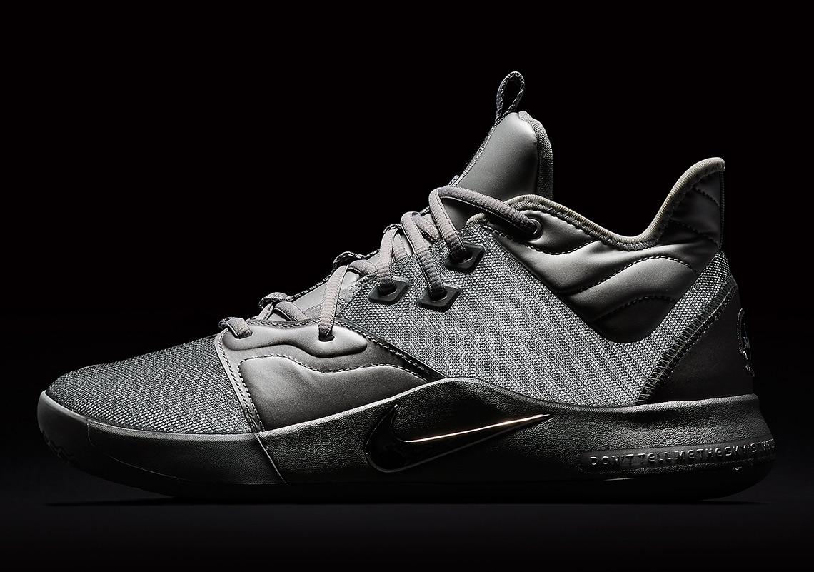 Nike Pg3 Nasa Silver Reflective Ci2667 100 Sneakernews Com