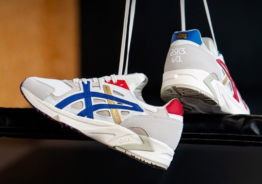 Carnival Brings A Muay Thai Aesthetic To The ASICS GEL-DS Trainer