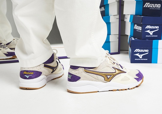 Footpatrol Remembers The Early 1990s With The Mizuno Sky Medal