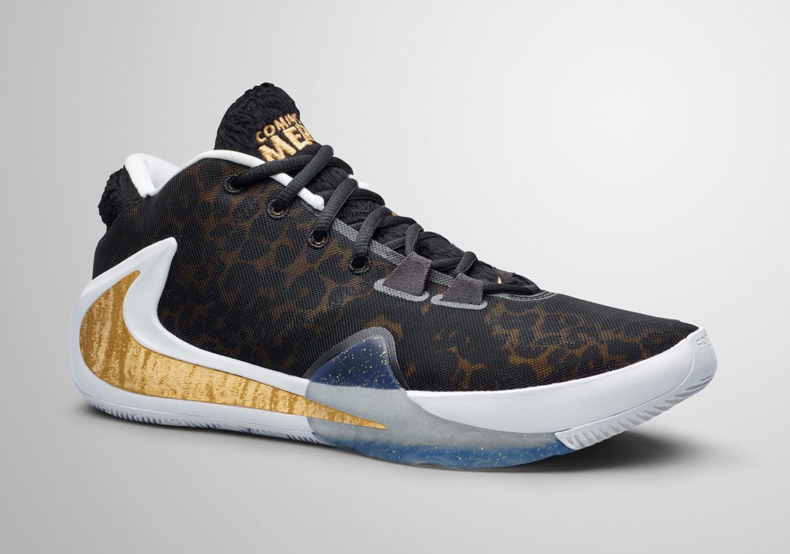 Paramount Pictures Nike Zoom Freak 1 Giannis Release Date ...