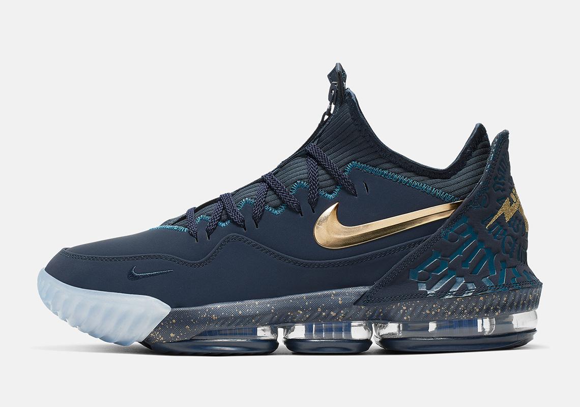 Nike LeBron 16 Agimat First Look +