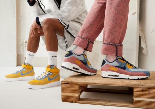 Levi's x Nike By You Is Available Now