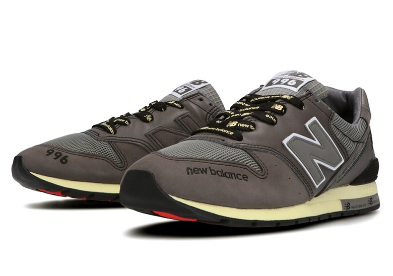 size 40 97e23 b56bd New Balance 996 Japan atmos Beams mita nonnative Release ...