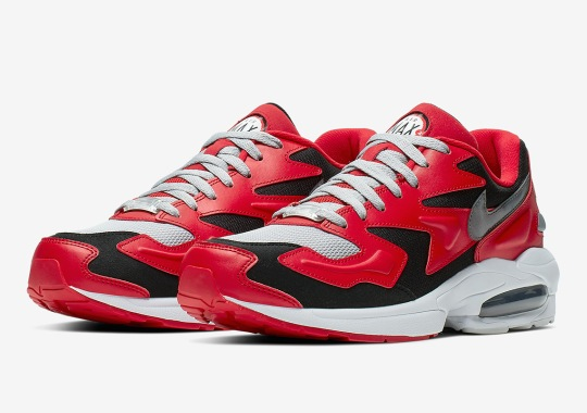 This Nike Air Max 2 Light Was Made For Bulls Fans