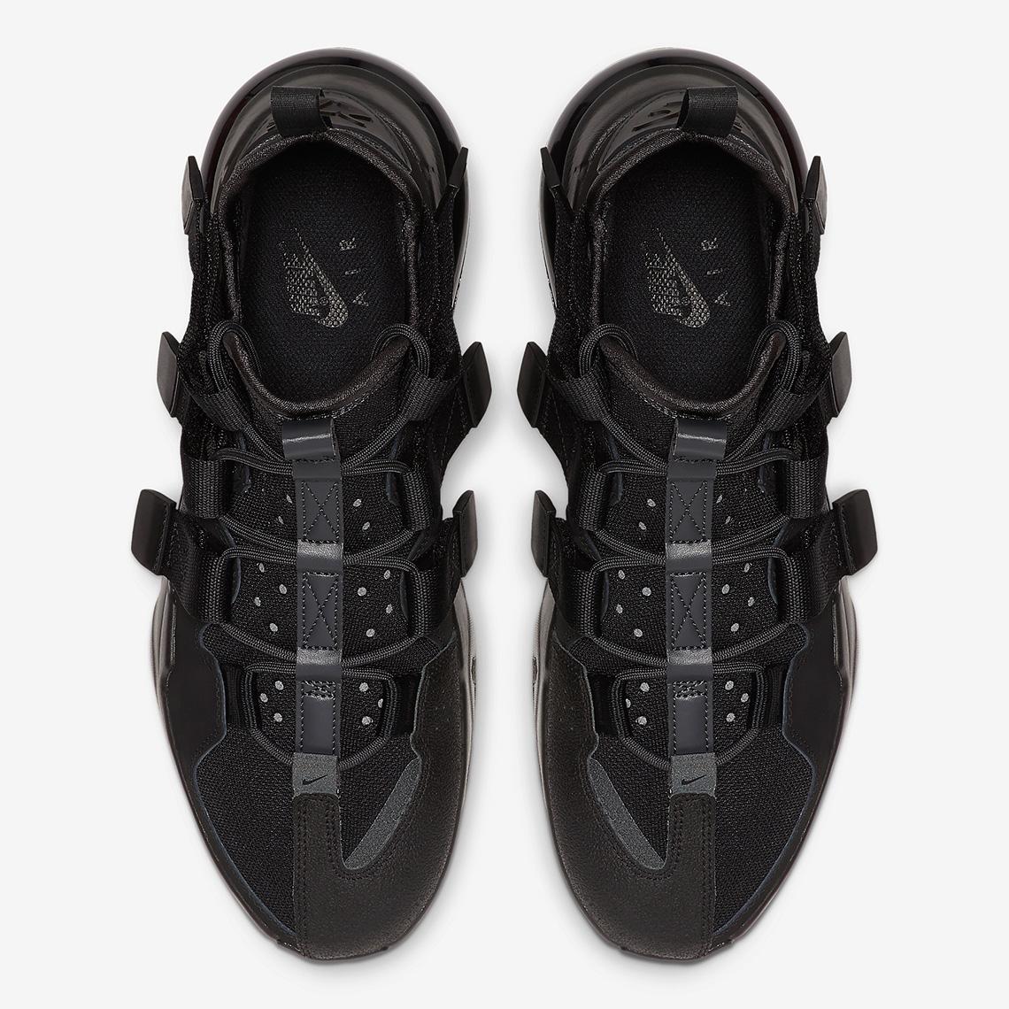 the best attitude 72b5d f4271 Nike Air Edge 270 Triple Black AQ8764-003 Release Info ...