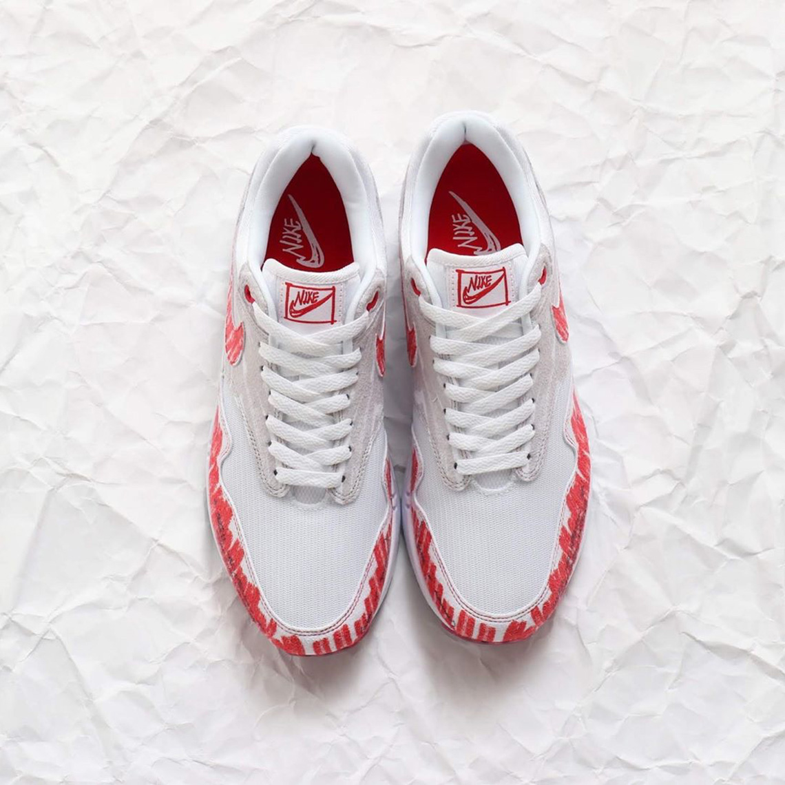 34838f1d Nike Air Max 1 Sketch To Shelf CJ4286-101 Release Date | SneakerNews.com