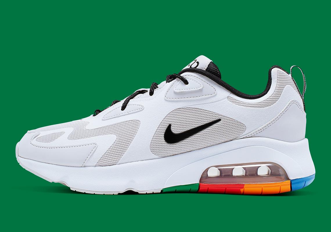 Nike Air Max 200 Vast Grey AQ2568 002 Release Date