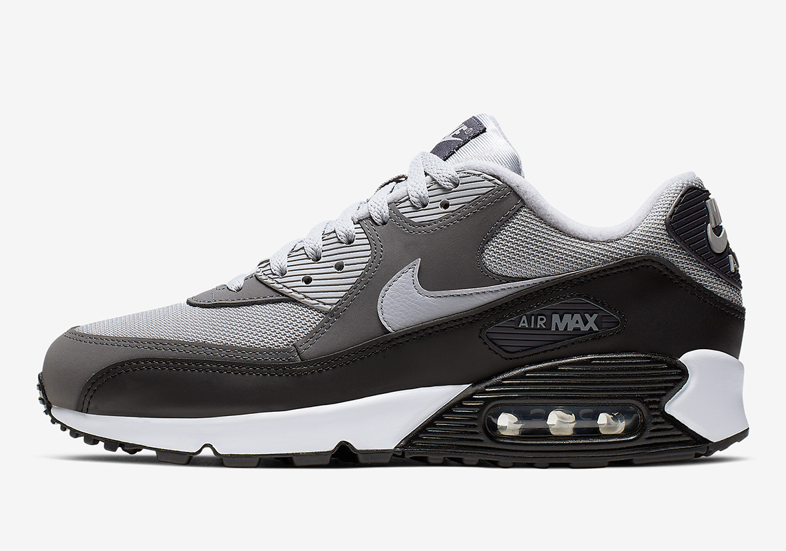 lowest price 8ab4a 10250 Nike Air Max 90 Greyscale CN0194-002 Release Info ...