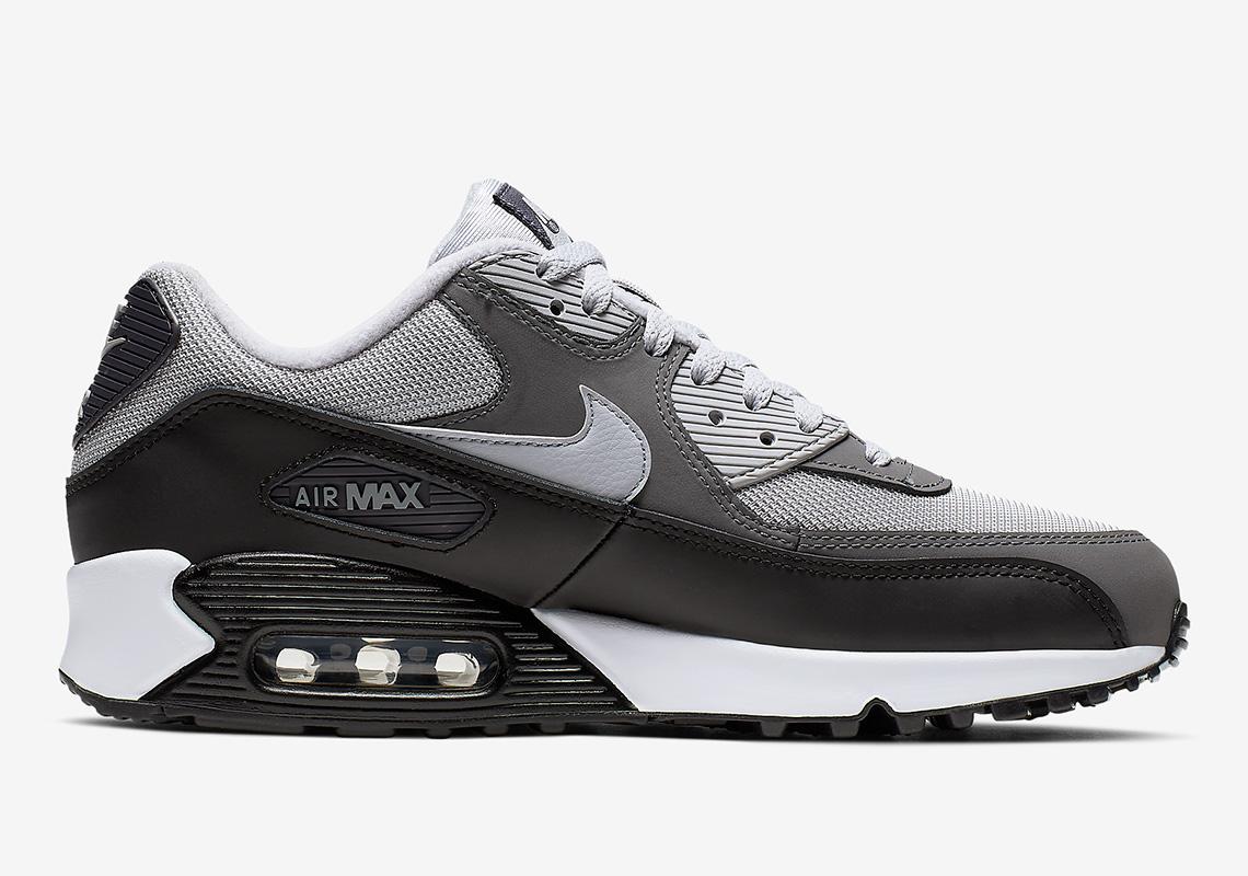 Nike Air Max 90 Greyscale CN0194 002 Release Info