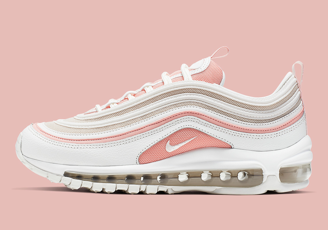 Nike Air Max 97 921733 104 Beached Coral Release Info