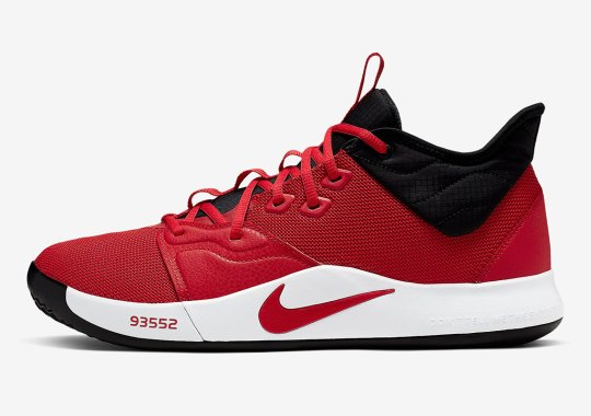 Paul George's Nike PG 3 Is Coming Soon In Fresno State Colors
