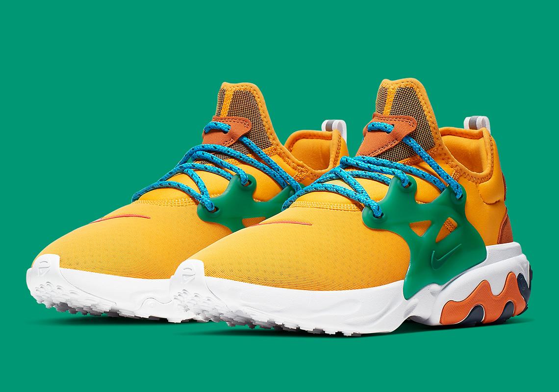 Nike Preso React Sneaker Herren: : Sport & Freizeit