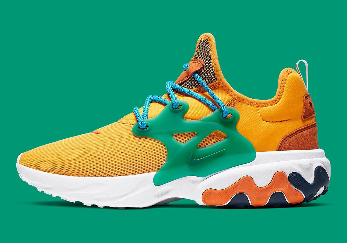 best sneakers eeeb4 92a8d Nike React Presto Breakfast AV2605-701 Release Info + Store ...