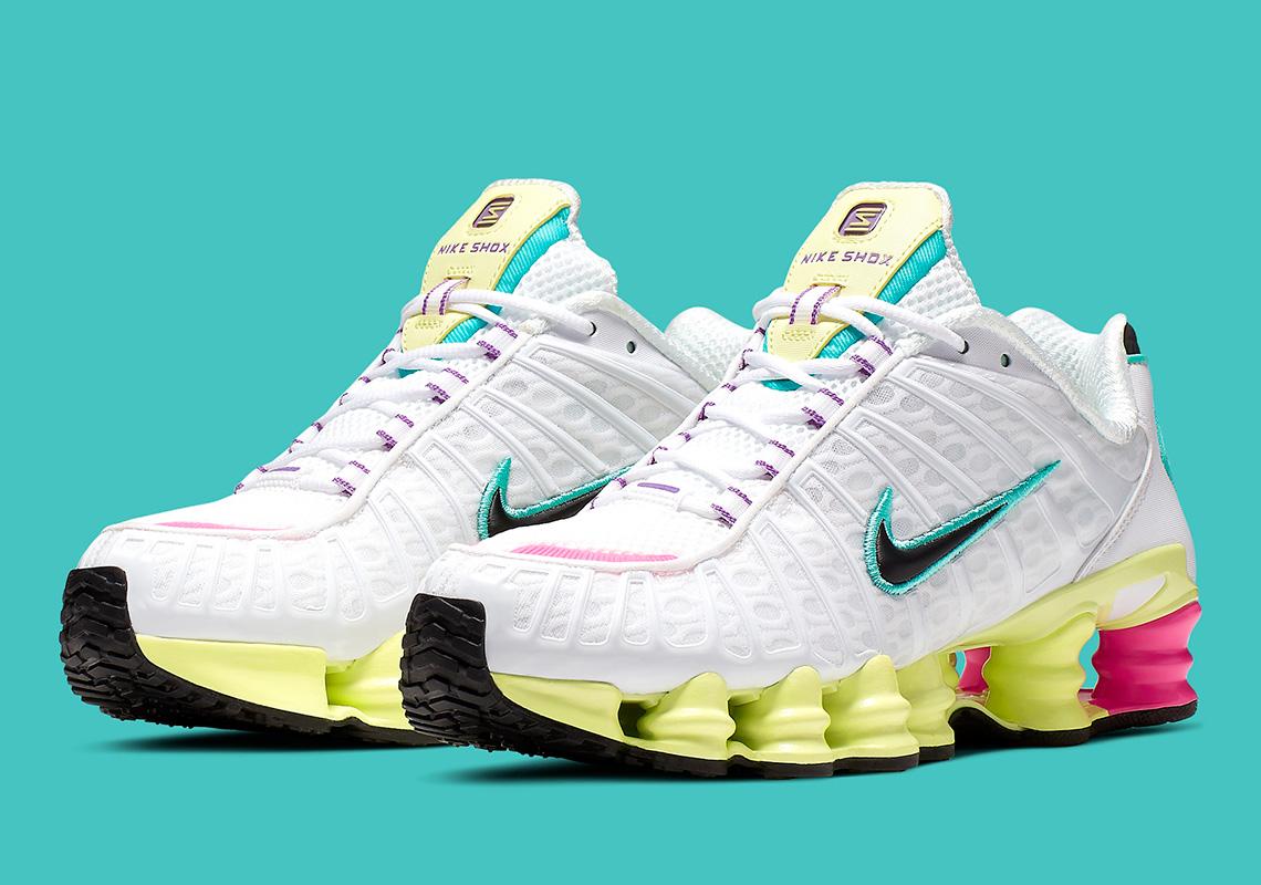 Nike Shox TL Pastel AR3566-102 Release Info | SneakerNews.com