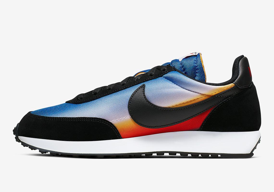 best website b8421 e5ce9 Nike Tailwind 79 Sunset CI1043-001 Release Info ...