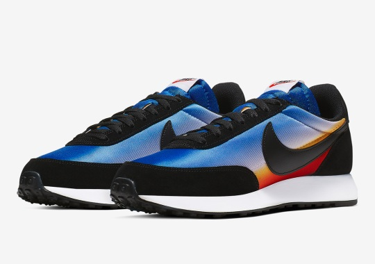 The Nike Tailwind 79 Gets Inspired By The Sunset