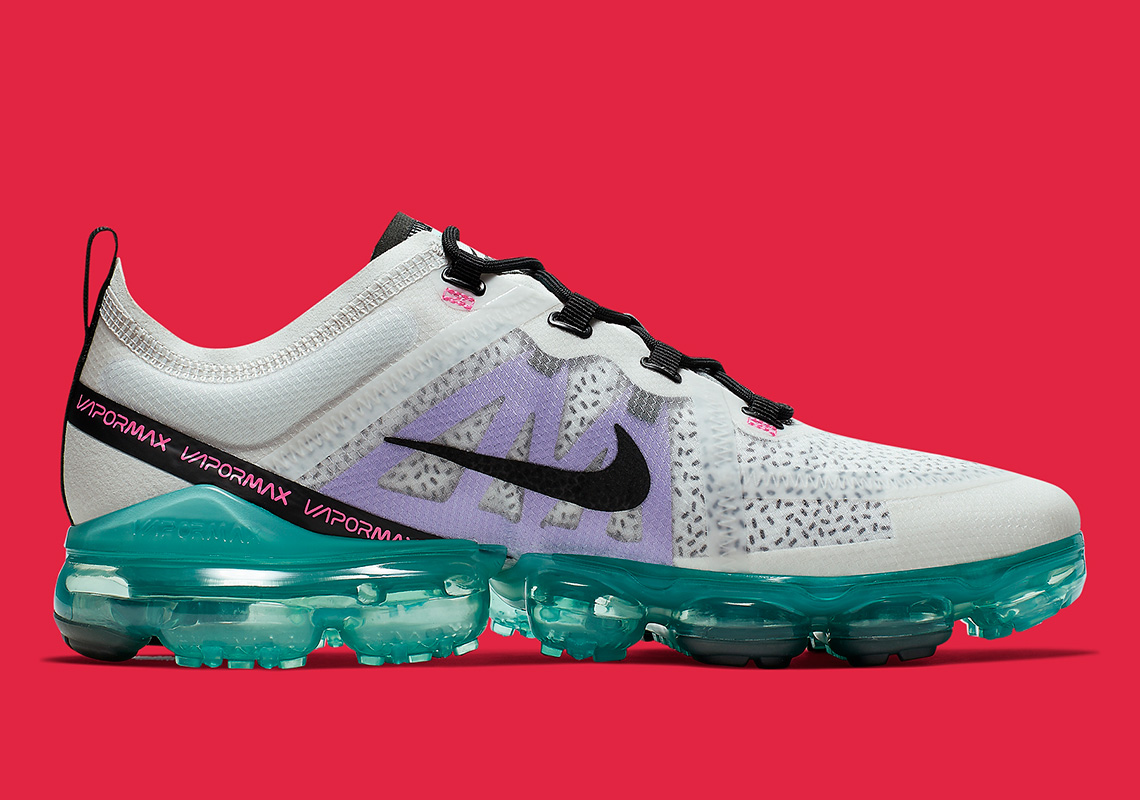 92747ed2d Nike Vapormax 2019 Dragonfruit AR6631-009 Release Info   SneakerNews.com