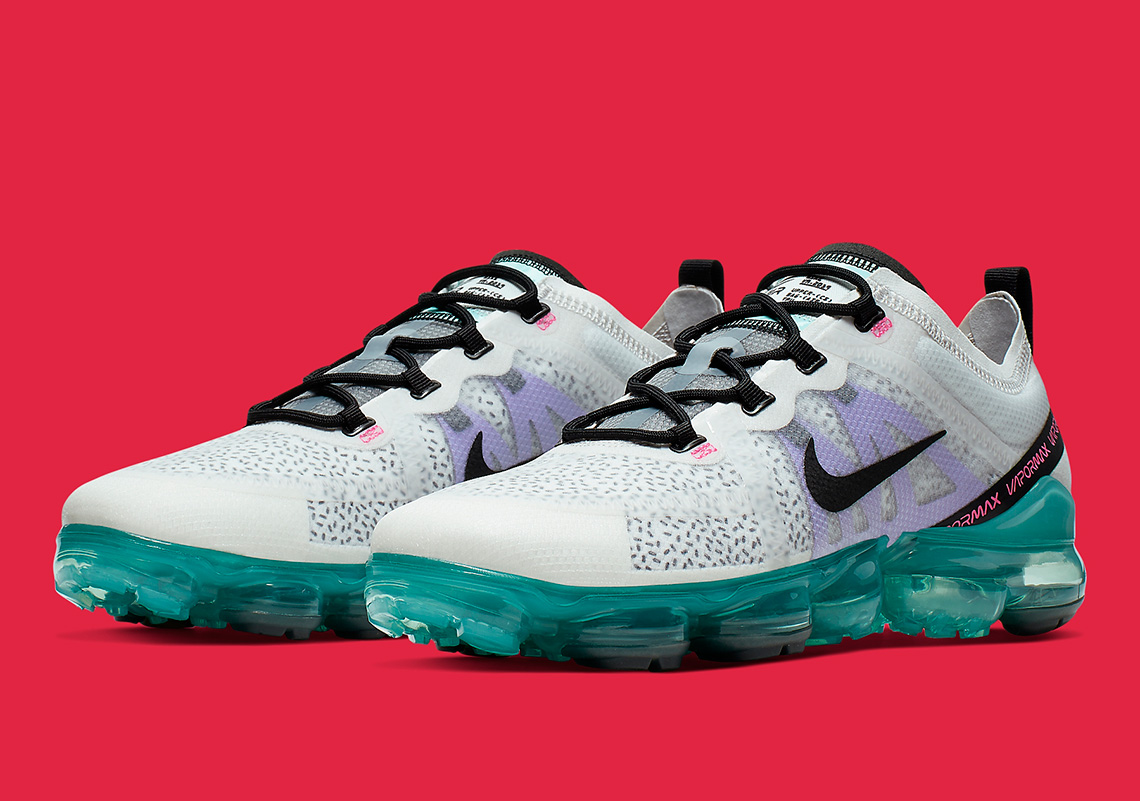 02d47f9fa43a3 Nike Vapormax 2019 Dragonfruit AR6631-009 Release Info | SneakerNews.com