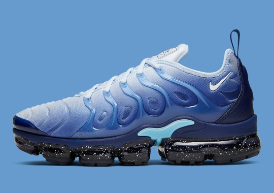 Upcoming Nike Vapormax Plus Adapts A Blizzard Colorway