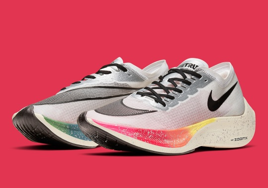 The Nike ZoomX VaporFly NEXT% Arrives In A BETRUE Colorway