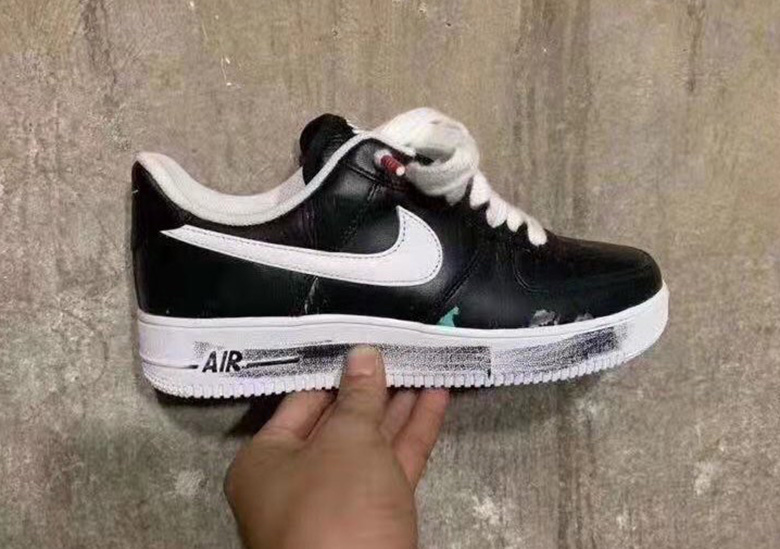 nice cheap store authentic PEACEMINUSONE Nike Air Force 1 Low G-Dragon Release Info ...