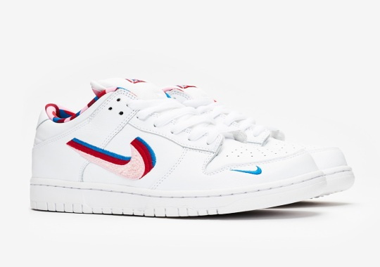 Where To Buy The Parra x Nike SB Dunk Low
