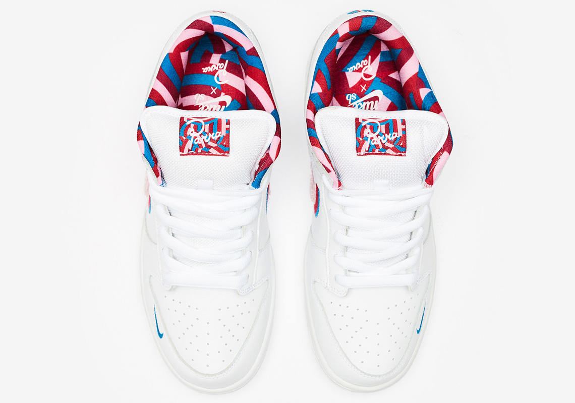 Parra Nike SB Dunk Low CN4504-100 Store