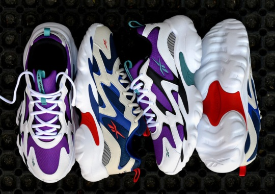 Reebok Throws It Back With the DMX Series 1000