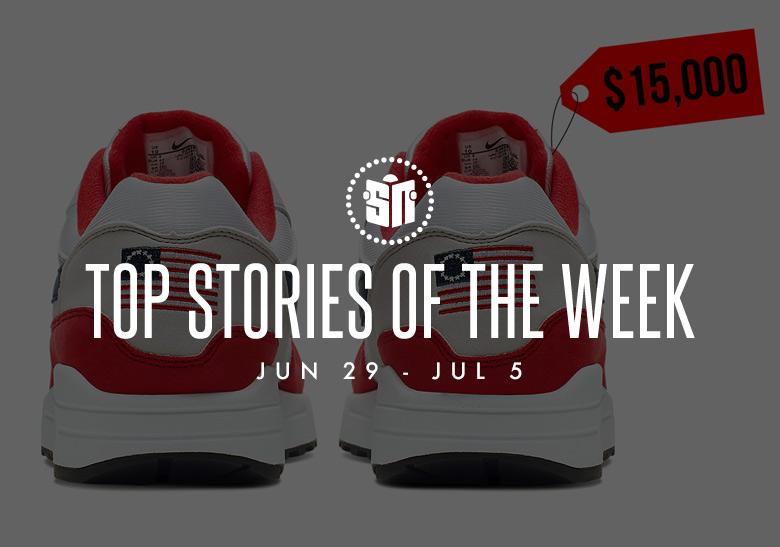 Sneaker News Updates July 5th 2019
