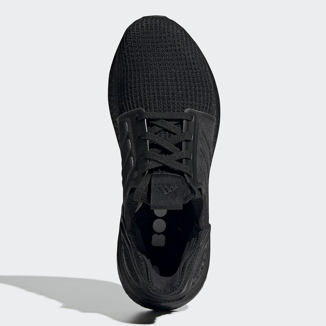 eff45401 adidas Ultra Boost 19 Triple Black EF1345 Release Date | SneakerNews.com