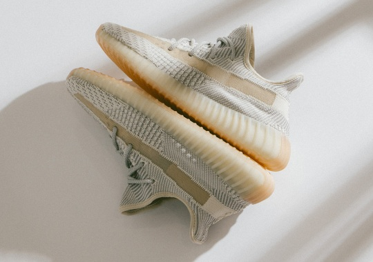"The adidas Yeezy Boost 350 v2 ""Lundmark"" Releases Exclusively in North America This Saturday"
