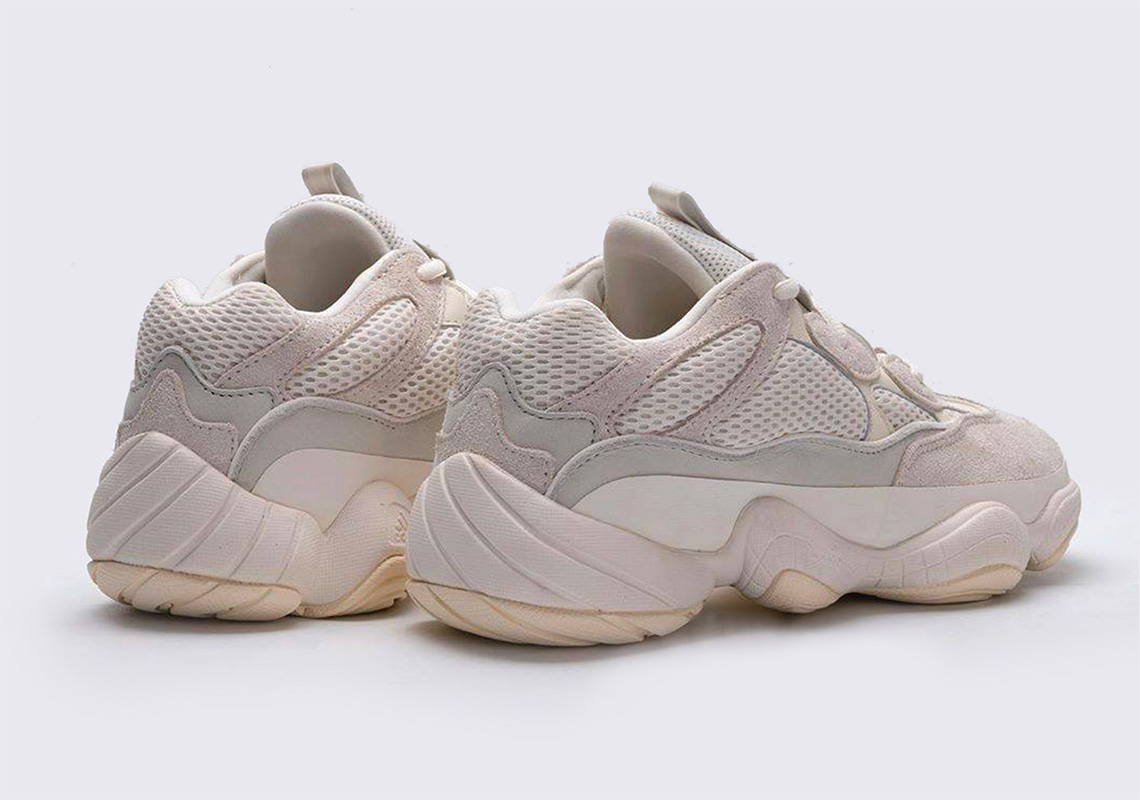 """the latest 605ae 6663e Detailed Look At The adidas Yeezy 500 """"Bone White"""" - Welcome"""