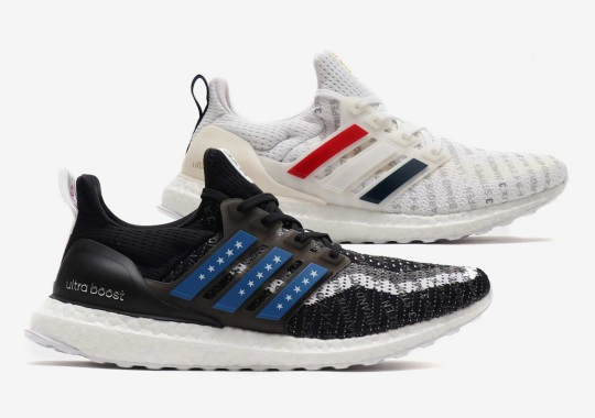 The adidas Ultra Boost 2.0 Returns In NYC And Paris Themes