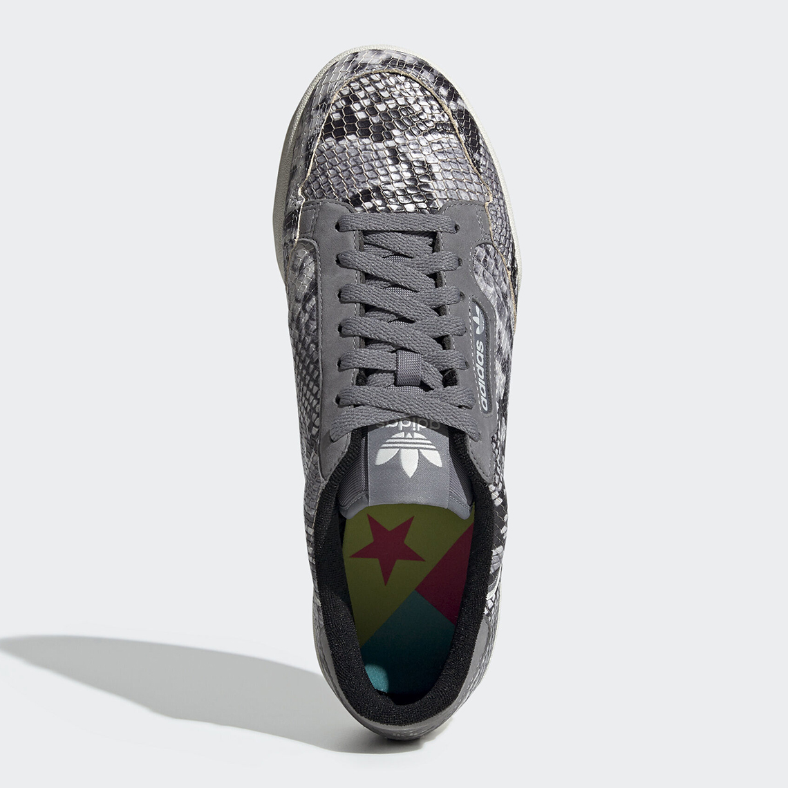 adidas Continental 80 Python Grey EH0169 Release Date
