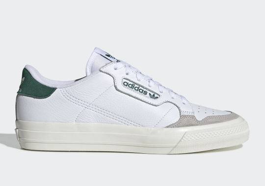 First Look At The adidas Continental Vulc