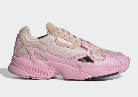 The Women's adidas Falcon Launches In A Summer-Ready Rosé