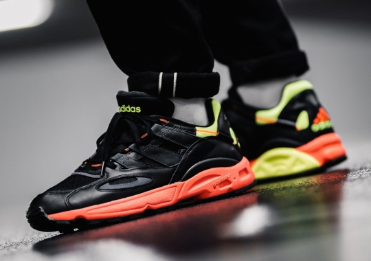 """The adidas LXCON 94 Is Coming Soon In A """"Neon"""" Colorway"""