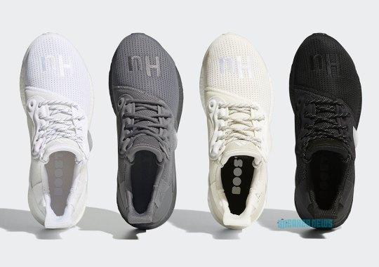 Pharrell's adidas SOLARHU Glide Is Releasing In Tonal Colorways