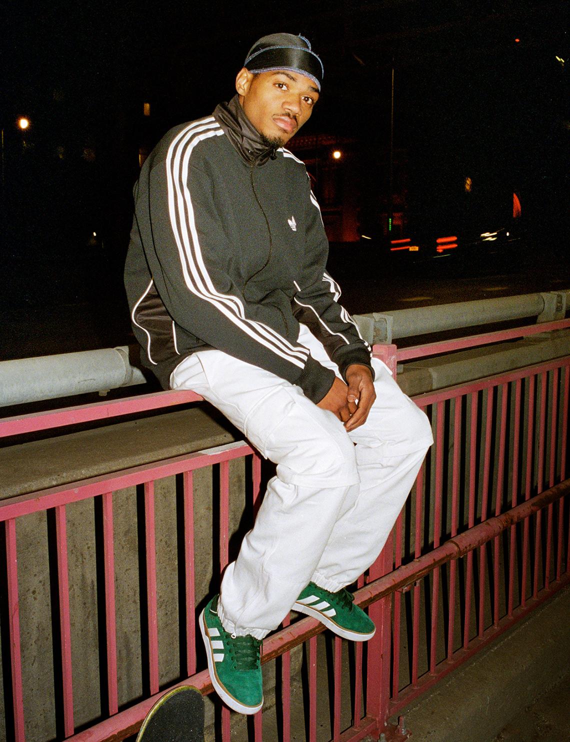 adidas Tyshawn Green White EE6078