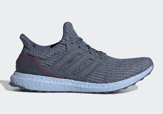 adidas Introduces Glow Blue Boost Soles On The 3.0 Model