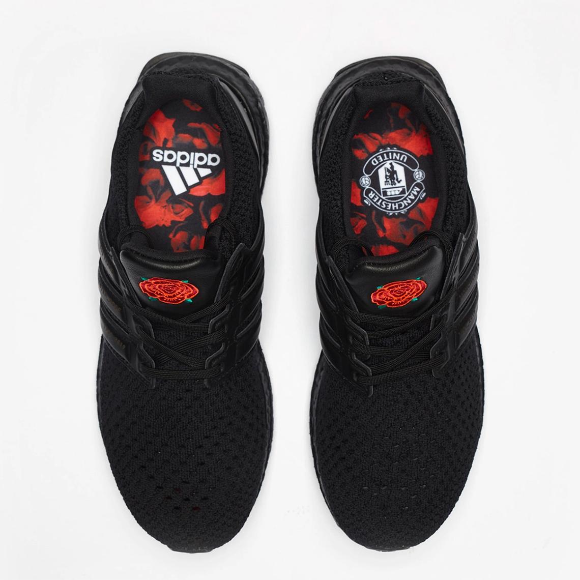 adidas Ultra Boost Manchester Rose EG8088 Release Date SBD