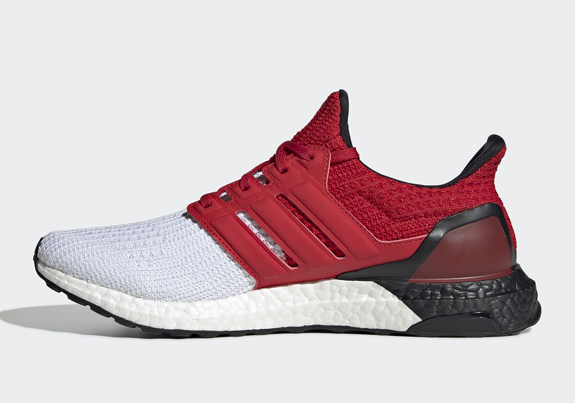 adidas Ultra Boost 4.0 White Red – alle Release Infos