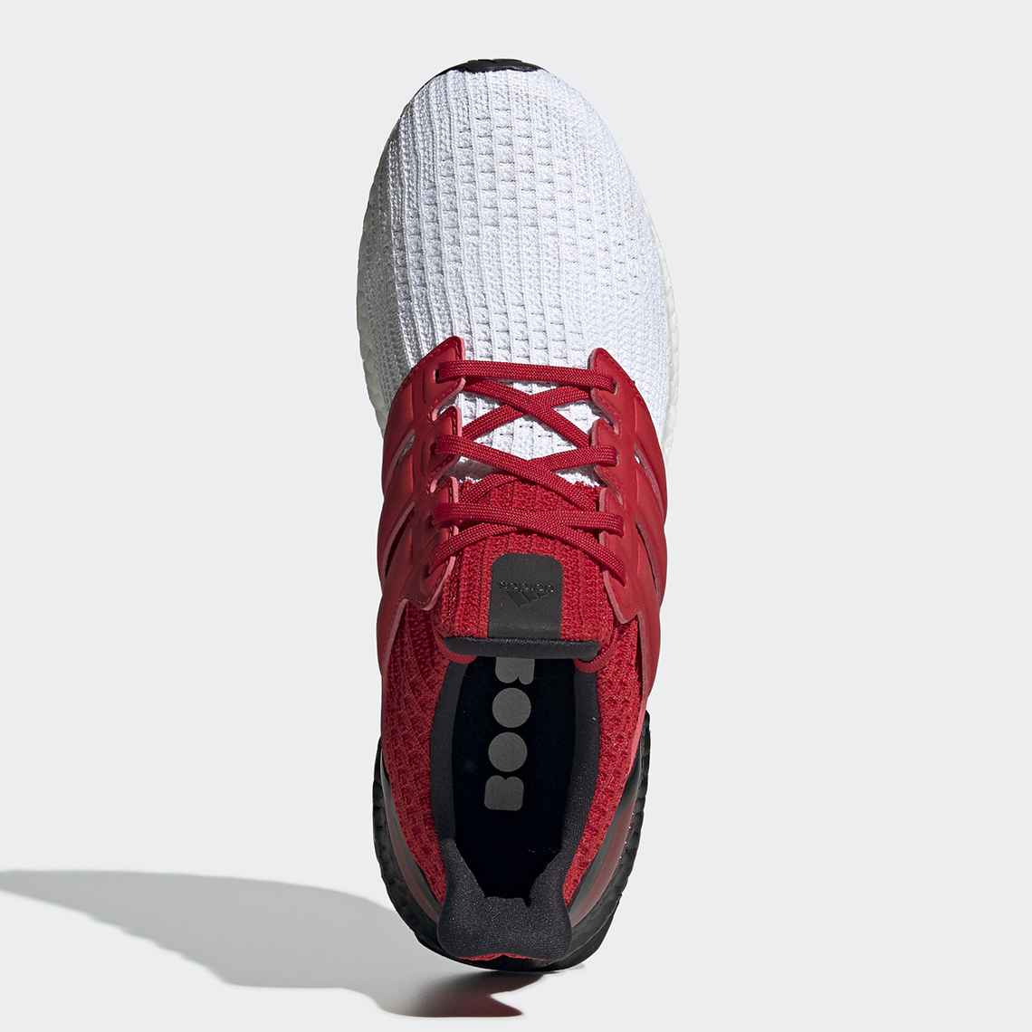 new style 23179 6a091 adidas Ultra Boost 4.0 White Red Black G28999 Release Info ...