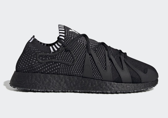 adidas Strengthens The Y-3 Raito Racer With External Forefoot Armor