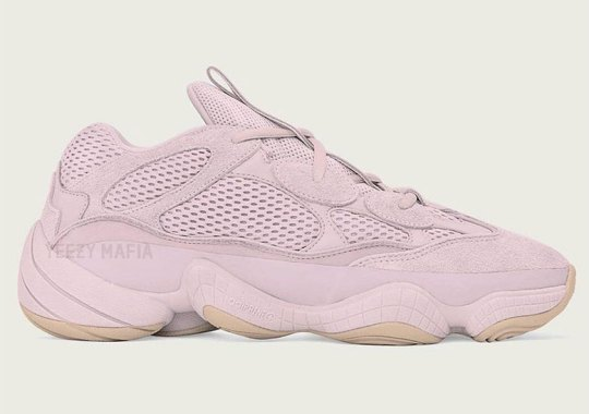 "adidas Yeezy 500 ""Soft Vision"" Releasing In October"