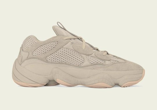 "The adidas Yeezy 500 ""Stone""Is Slated For A Fall 2019 Release"